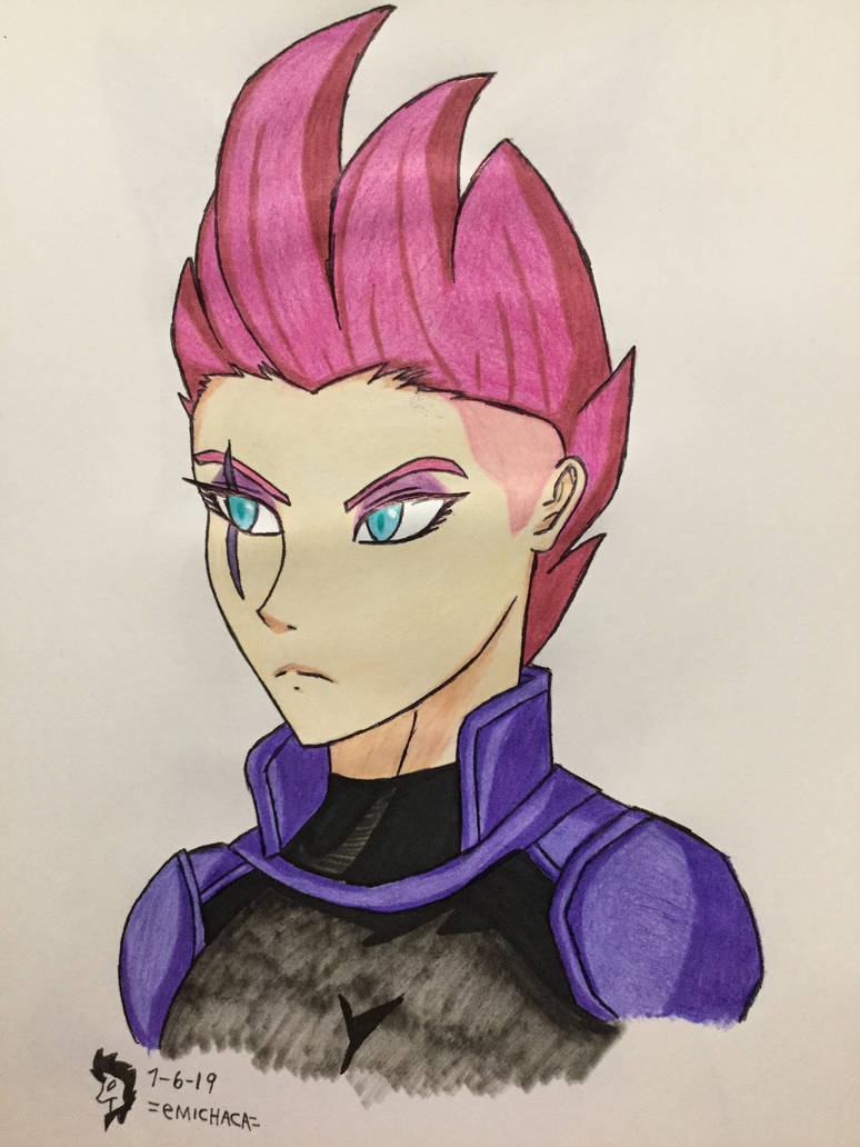 Mlp Tempest Shadow Human By Emichaca On Deviantart