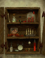 Souvenirs by AlyziaZherno