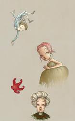 Comic character #2 by AlyziaZherno