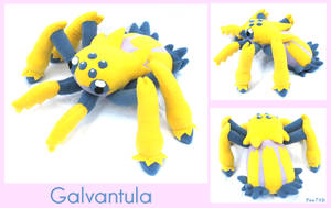 Galvantula by Fox7XD