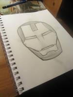 Iron Man by changetheFATES