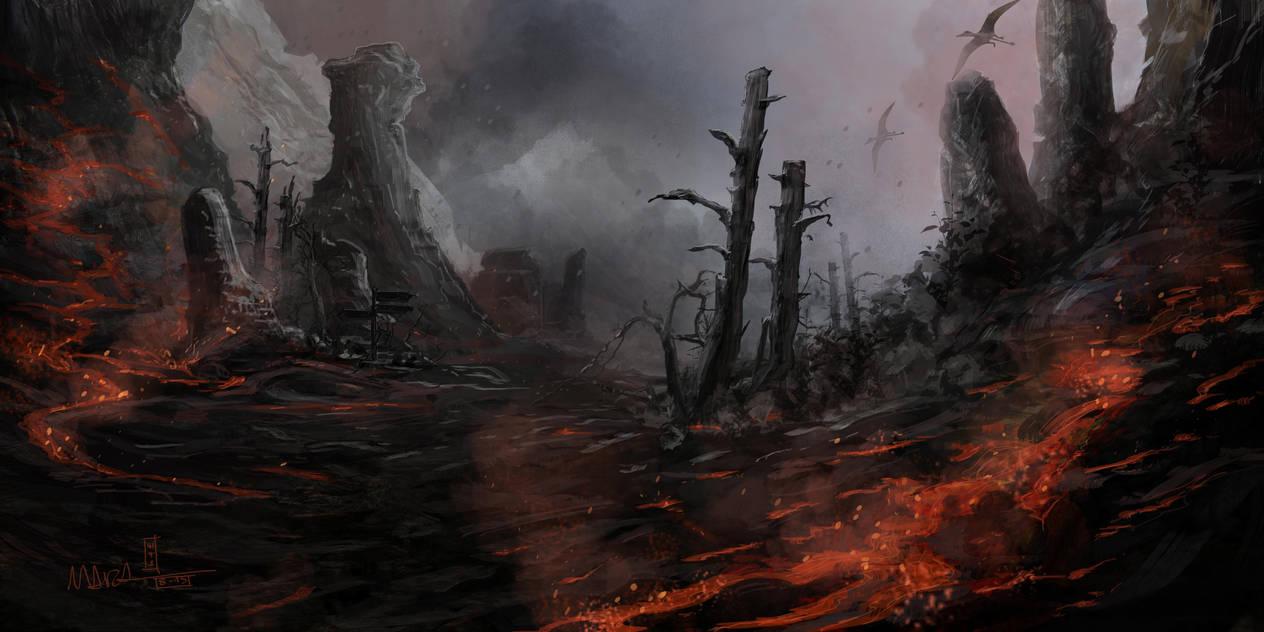 Morrowind 2 by mbanshee