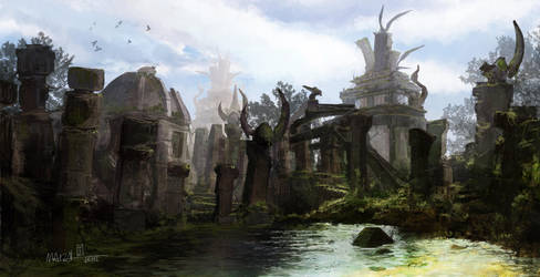 Morrowind_3 by mbanshee