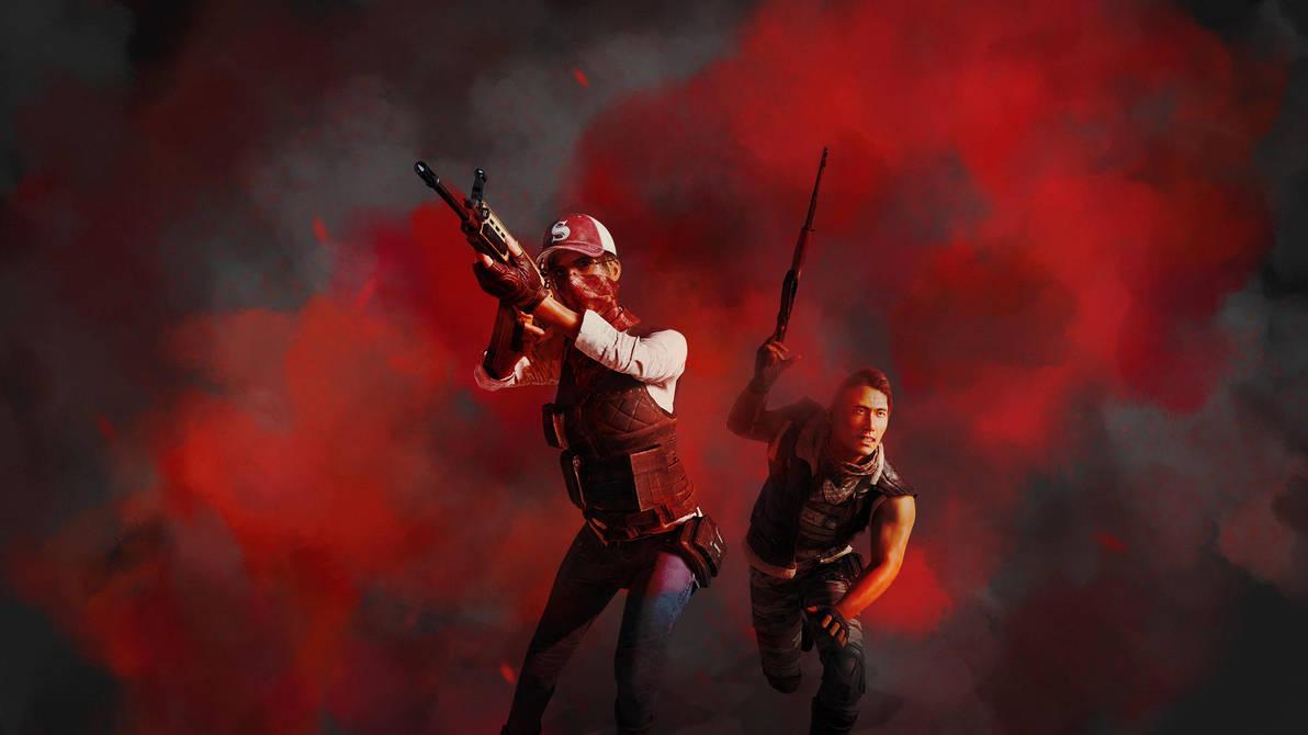 Playerunknowns Battlegrounds Wallpaper By Katanasinfilo On Deviantart
