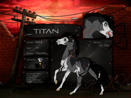 TD | Infected | Titan by Dakaree