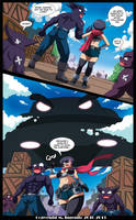 The Pirate Madeline Page 7 The Surprise by Randommode