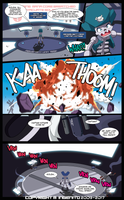 The Pirate Madeline Page 75: Captain Votarie by Randommode