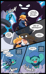 The Pirate Madeline Page103 The Omnis will by Randommode