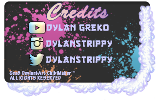 CreditsButton by dylanstrippy