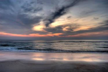Daytona Beach Sunrise 2 by Art-Photo