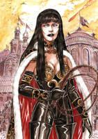 Xena the conqueror by yacermino