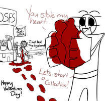 Valentines 2013 by ToastsaoT
