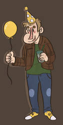 Birthday Boy by Jacked-Sherbert