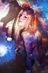 Sheryl Nome Macross Frontier cosplay by shproton