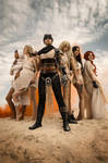 Mad Max Fury Road cosplay by shproton