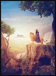 Ruler by zenalshabaky