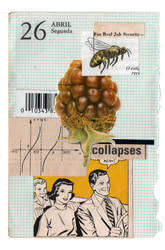 Diary Page Collage - 04 by DigitalSkeleton