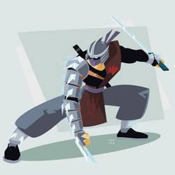 TMNT Shredder by ugoyak