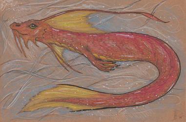 Little Sea Dragon by squidink