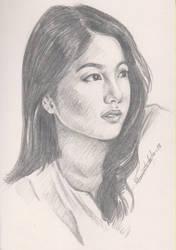 portrait by luishadowx