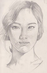 taeyeon by luishadowx