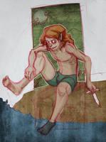 Peter Pan by FrancineDelgado