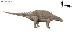Struthiosaurus by Hyrotrioskjan