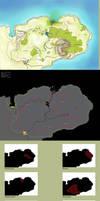 New maps by Hyrotrioskjan