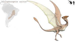 Daulophoraptor by Hyrotrioskjan