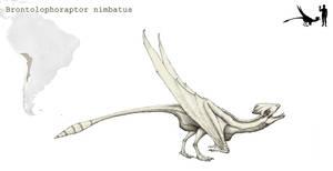 Brontolophoraptor by Hyrotrioskjan