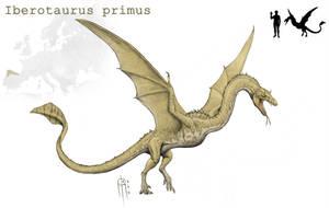 Iberotaurus by Hyrotrioskjan