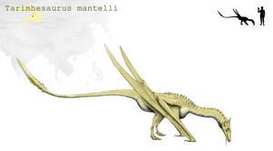 Tarimhesaurus by Hyrotrioskjan