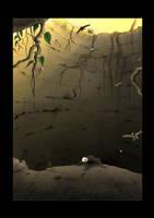 Dendrorhynchoides cave by Hyrotrioskjan