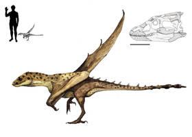 Brutodens inexpectatus by Hyrotrioskjan