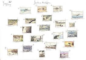Jurassic Germany storyboard by Hyrotrioskjan