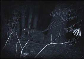 The Dark Yi by Hyrotrioskjan