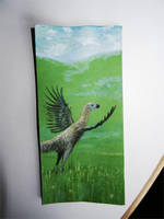 Zhenyuanlong, the pheasant mimic by Hyrotrioskjan