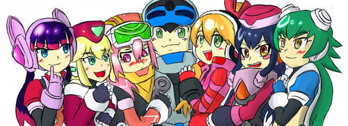 mighty no.9 why not all calls? by zeromythos5