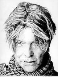 David Bowie by satan666v