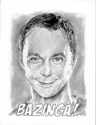 BAZINGA! by satan666v