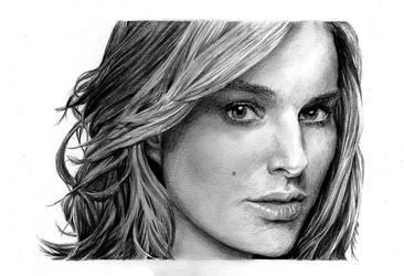 Natalie Portman by satan666v