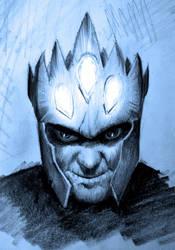 Morgoth, Black Foe of the World by satan666v