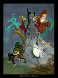 The Bard's Song by satan666v