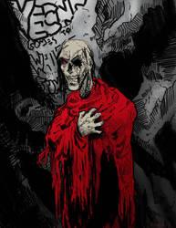 Vecna Comes To Whitestone by satan666v