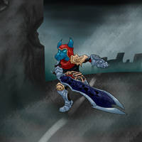 Thumbnail - Darksiders by Dragonfunk7
