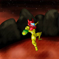 Thumbnail - Metroid: Confrontation by Dragonfunk7
