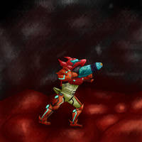 Thumbnail - AM2R by Dragonfunk7