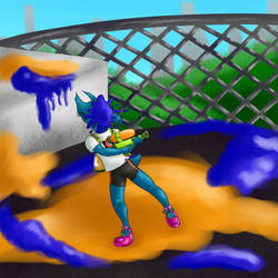 Thumbnail - Splatoon by Dragonfunk7
