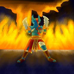 Thumbnail - God of War by Dragonfunk7
