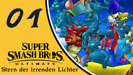 Thumbnail - Super Smash Bros. Ultimate by Dragonfunk7